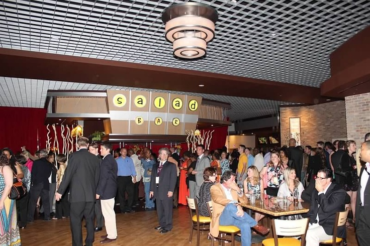 #Salad #Bar!  Maryland Live! #Casino Opening A Huge Success http://edwardsandhill.com/blog/office-furniture/maryland-live-casino-opening-a-huge-success/ #Lighting #Chandeliers