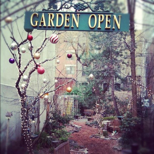 creative little garden - LES