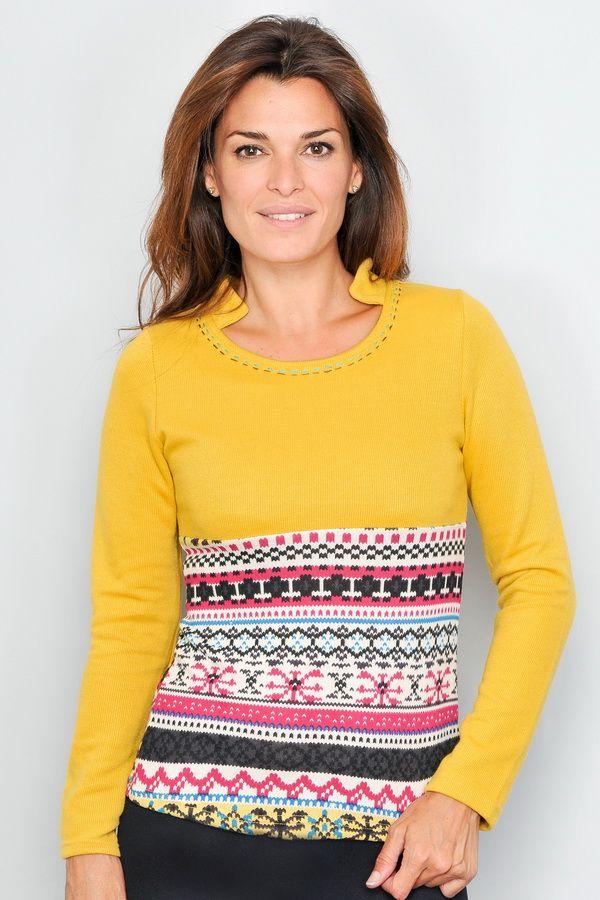A partir del día 15 de Septiembre estrenamos la temporada con nuevos diseños . Te gusta esta camiseta, elige amarillo o negro?