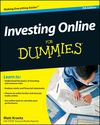 Investing Online For Dummies, 7th Edition:Book Information and Code Download - For Dummies
