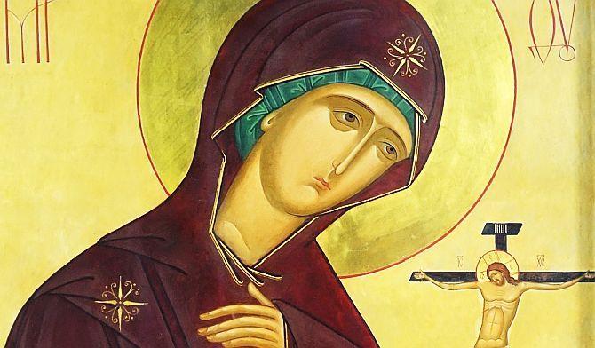 Rugăciune către Maica Domnului – bucuria celor necăjiți, mângâietoarea celor ce plâng, ajutătoarea celor neajutorați | La Taifas