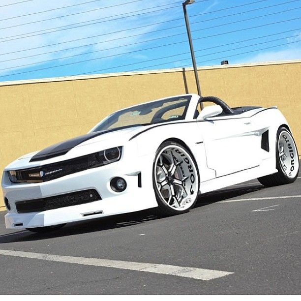 again not much for camaro convertables. But gorgeous