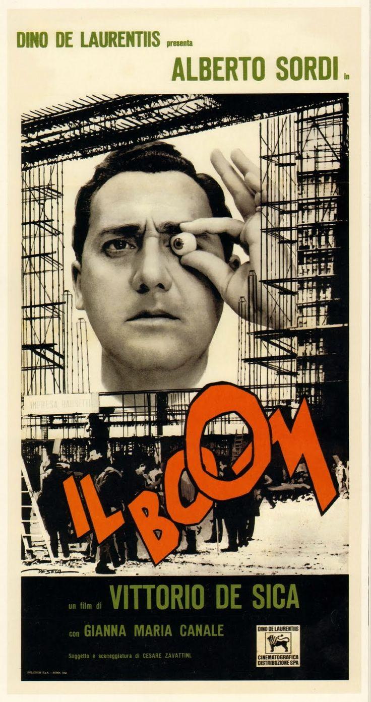 Il boom 1963di Vittorio de Sicacon Alberto Sordi
