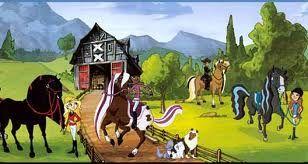 Moja ulubiona gra z koniami: grajnik.pl/gry/gra-dolina-koni-ubieranki,12470.html Dolina koni czeka na dziewczyny