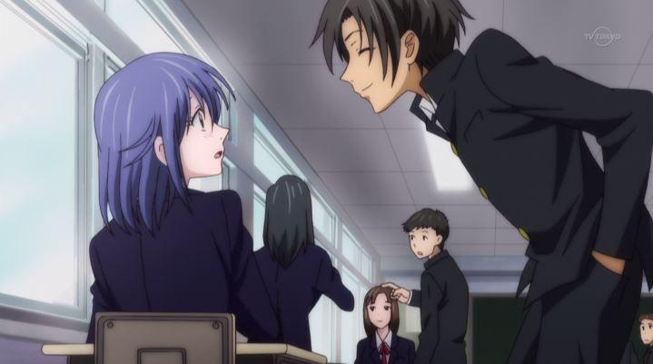 انمي Kimi No Iru Machi الحلقة 9 مترجم 18 Anime Manga Art