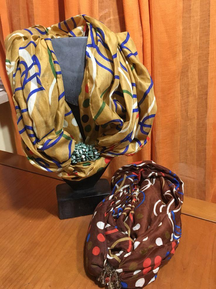 Un preferito personale dal mio negozio Etsy https://www.etsy.com/it/listing/477678692/foulard-gioiello