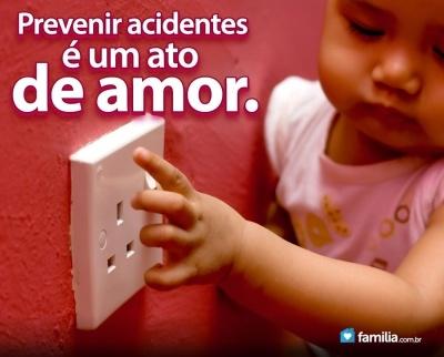 Familia.com.br   #Seguranca #infantil #basica. #paisefilhos #prevencao