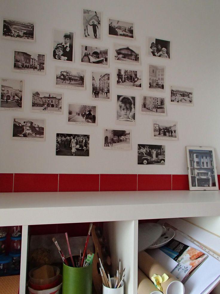 Amazing a slice of my home office bergamo italy design archilaura archilaura my works pinterest - Interior design bergamo ...