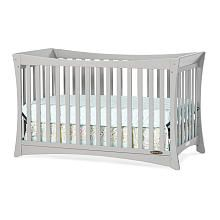 Child Craft Parisian 3-in-1 Traditional Crib - Cool Gray