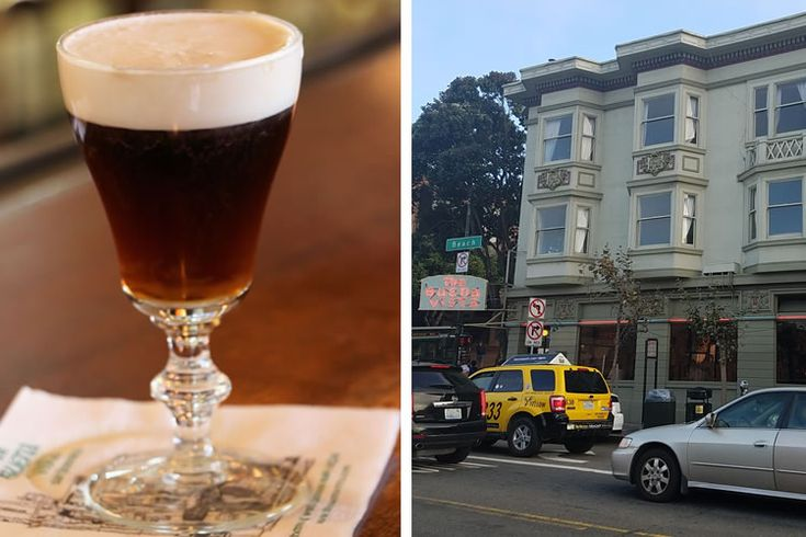 The Famous Buena Vista Irish Coffee   Recipe   Irish ...