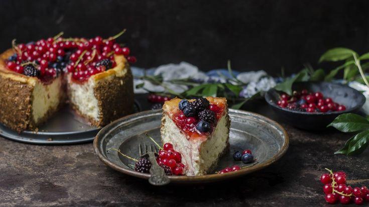 The original new york cheesecake - California Bakery recipe