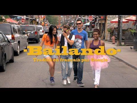 Bailando - Enrique Iglesias Cover (Traduit en français par Google / Translated to French by Google) - YouTube