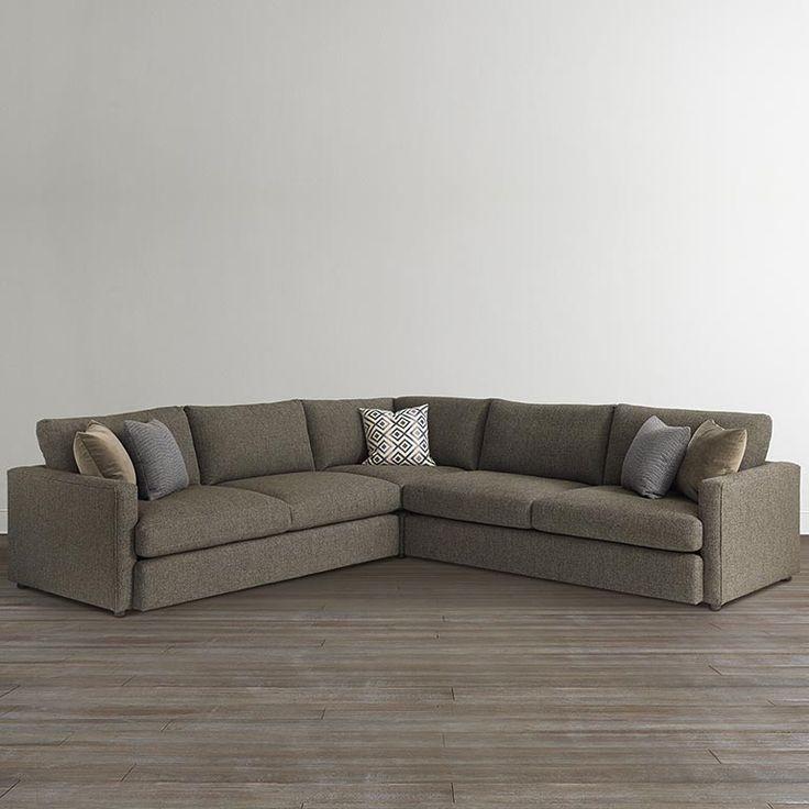 Bassett Furniture Sectional, Bassett Furniture Sectional