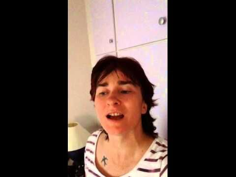 without you by Harry Nilsson song by Mariah Carey too cover by me heidi ek.avi - YouTube
