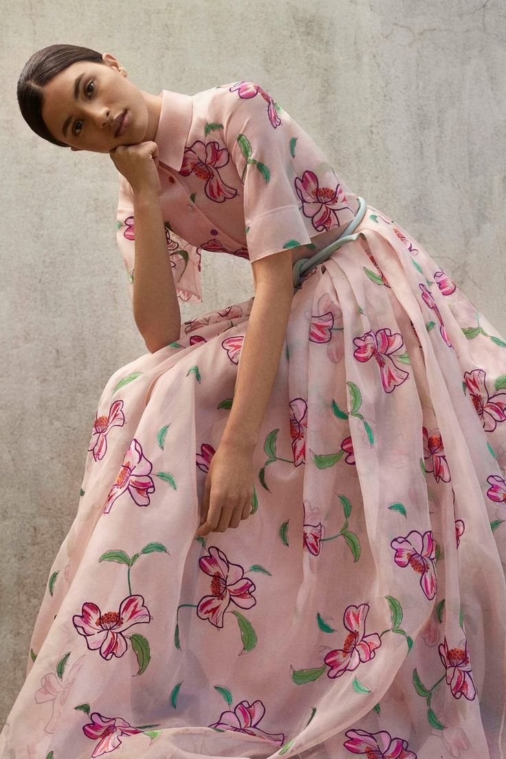 RESORT 2018 Carolina Herrera