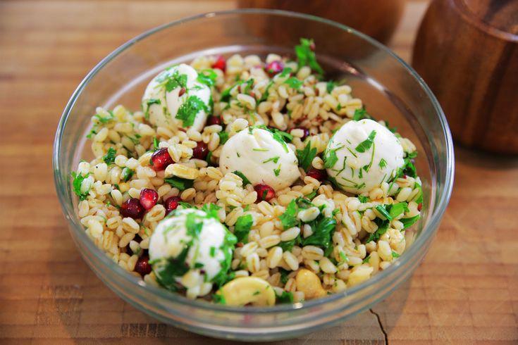 Buğday Salatası | İdil Tatari