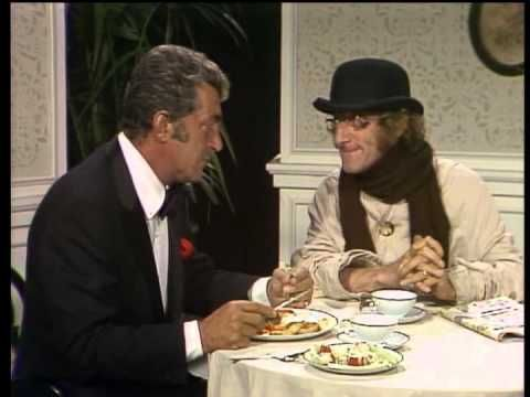 dino4ever photos | Dean Martin & Marty Feldman - The Restaurant - YouTube
