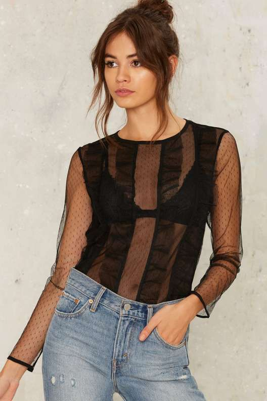 West End Girls Lace Top - Tops