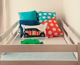 Las 25 mejores ideas sobre dormitorio de ni a peque a en - Dormitorios pequenos para ninos ...