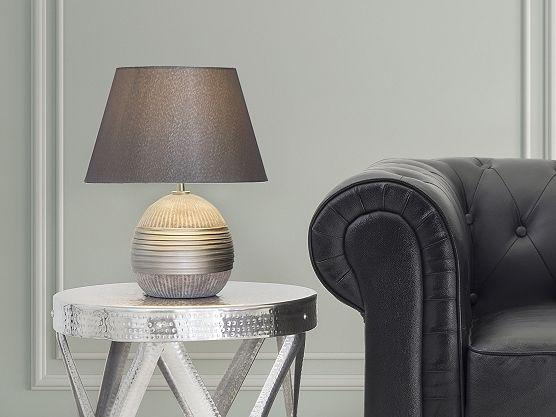 Tafellamp zilver - Leeslamp - Nachttafellamp - Tafellicht - Verlichting - SADO_165210
