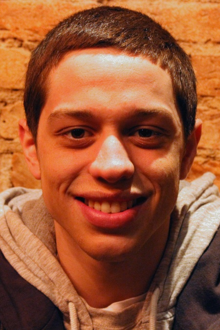 Pete Davidson from Guy Code.