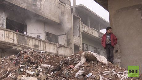 Dying in silence Suffering of Syrian children at its worst millions under attack says UNICEF