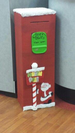 207 best volunteer coordination images on pinterest fundraising santa letter mail box spiritdancerdesigns Images