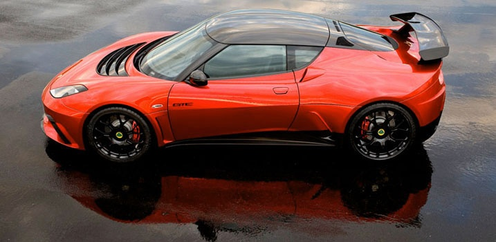 Swizz Beatz Red Chrome Lotus Evora GTE