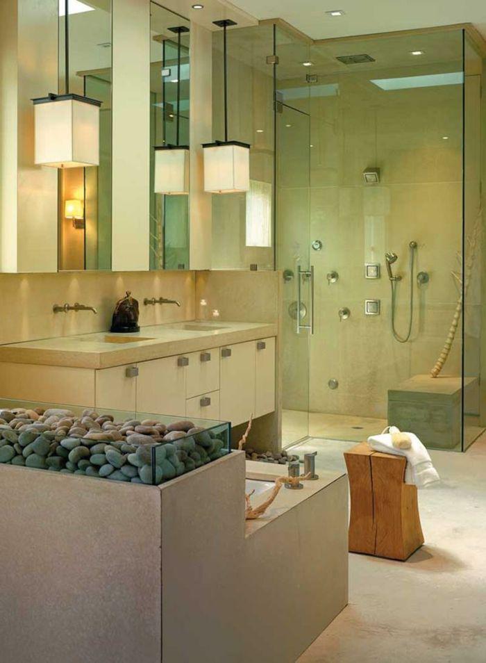 Die besten 25+ gemütliches Badezimmer Ideen auf Pinterest - klug badezimmer design stauraum organisieren