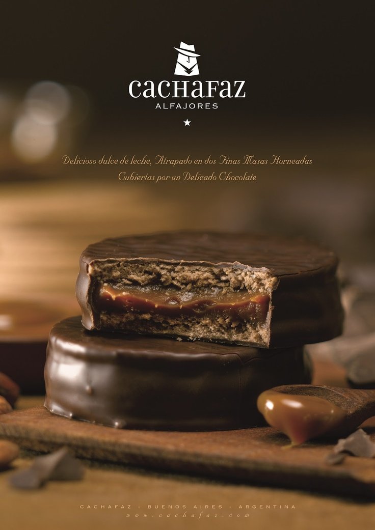 Alfajores Cachafaz.  Argentina's awesome snack. I miss being able to get fat off these.