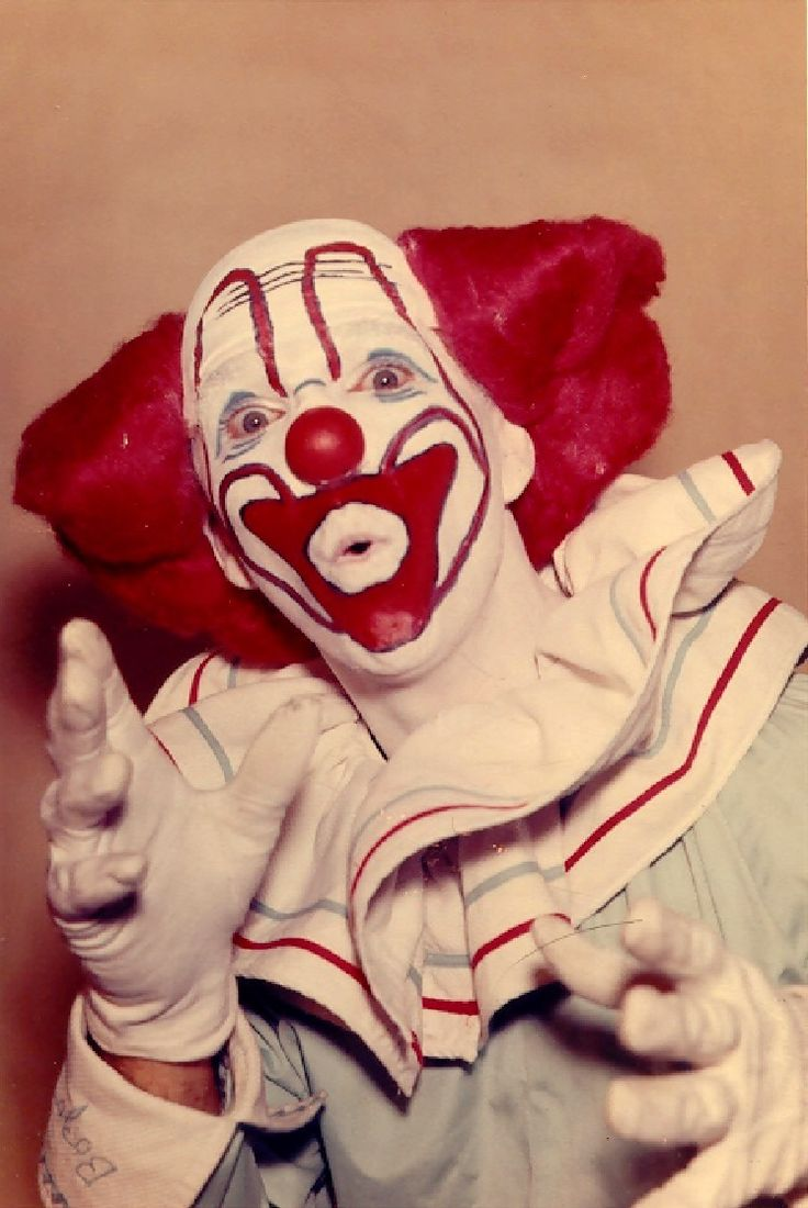 The many faces of Bozo the Clown - Roger Bowers as WJHL-TV Johnson City, Tennessee's Bozo. - Wikipedia, the free encyclopedia