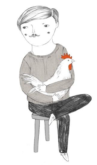 monsieur coq by depeapa
