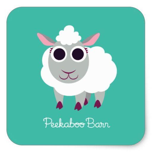 Lulu the Sheep #sticker