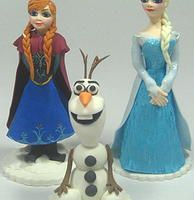 Carry's Cakes Sugar Cake Toppers Brisbane North Side