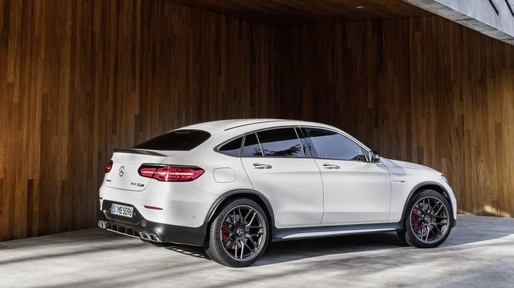 2018 Mercedes Amg Glc63 Suv And Coupe Revealed Put Some V8 Oomph Into Your Grocery Run Luxury Cars Audi Mercedes Benz Gle Mercedes Benz Glc Coupe