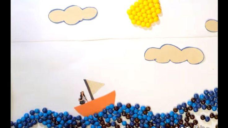 Stopmotion Skittles Commercial