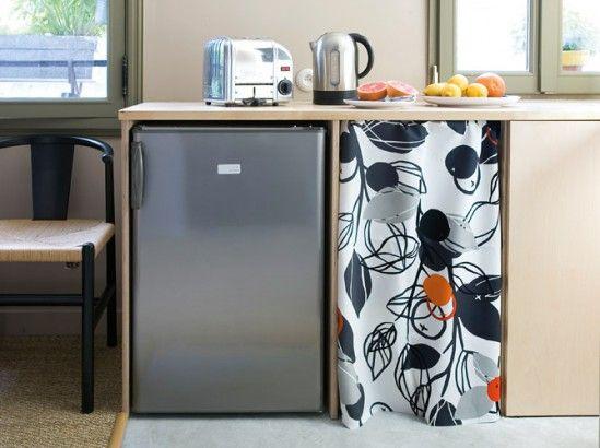 affordable comment amnager un petit studio de m with cuisine 12m2. Black Bedroom Furniture Sets. Home Design Ideas