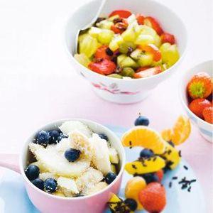Recept - 2x fruitsalade - Allerhande
