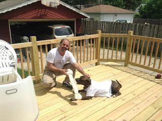 Bilim Teknoloji Yaşam Better Together: How to build a deck My Deck Project