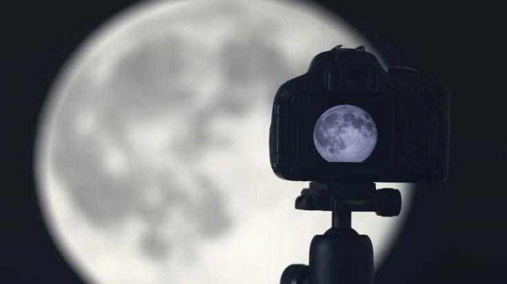 Mond fotografieren – Tipps und Tricks für Ihre Aufnahmen