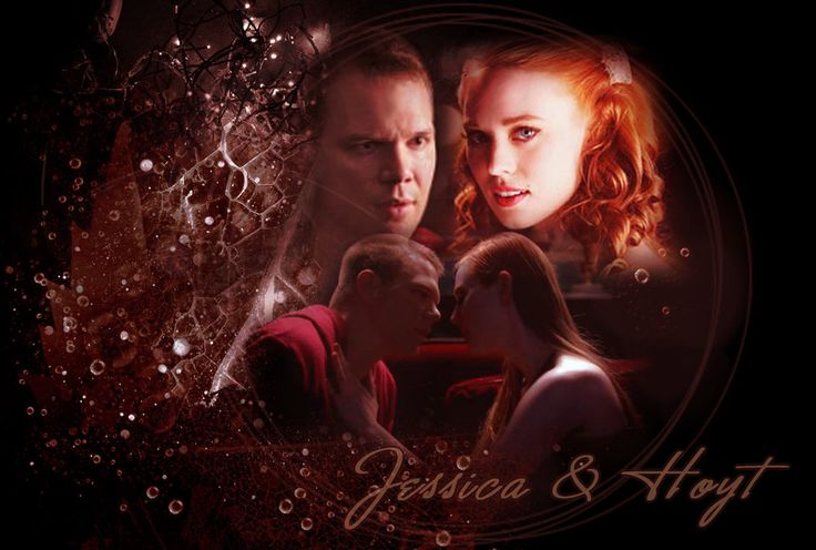 Jessica and Hoyt True Blood