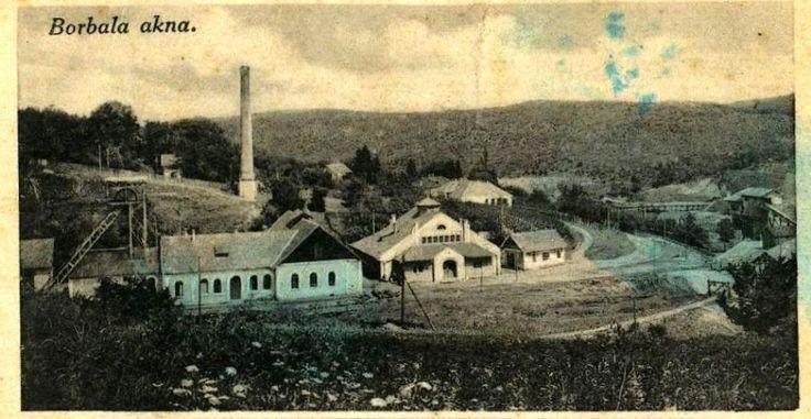 Brennbergbánya, Borbála akna