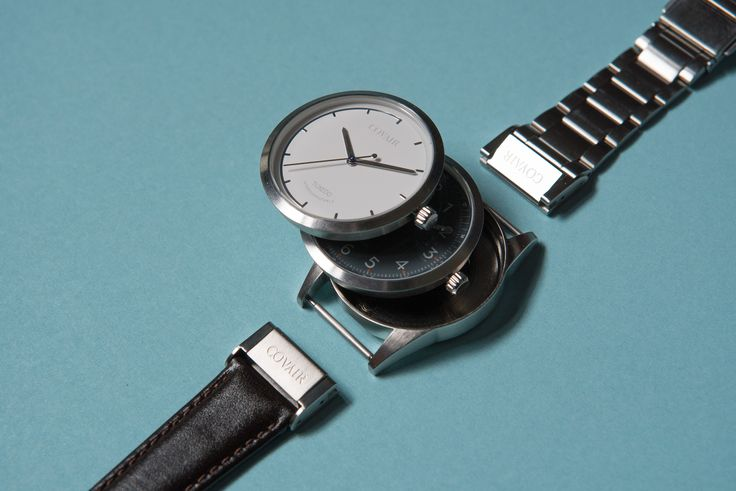 Covair - Interchangeable Watches