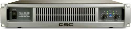 QSC PLX2502 Lightweight Power Amplifier by QSC. $949.00. The PLX2 series is a range of premium quality, high-power amplifiers designed for the most demanding live performance uses. Built on the third generation of QSC PowerLight® technology, PLX2 amplifiers combine light weight, superlative audio quality, and proven QSC reliability. With power ratings up to 3,600 watts, PLX2 amplifiers are capable of providing plenty of clean, undistorted output to the most powe...