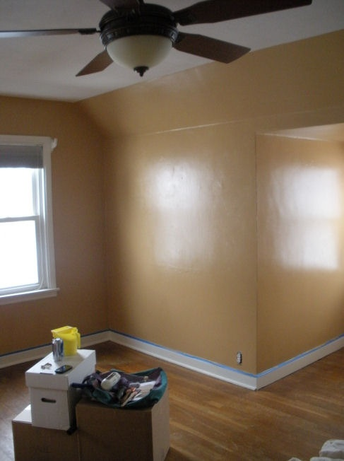 Behr Peanut Butter - my go-to color for #bedroom walls ...
