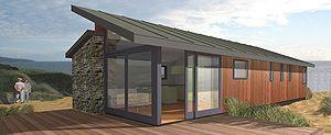 Celoročné Mobilné domy a mobilheimy, lacná varianta bývaní.