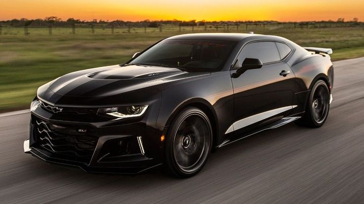 CAs On/Off Road | 'Exorcist' Chevy Camaro designed to chase Demons with 1000 hp.