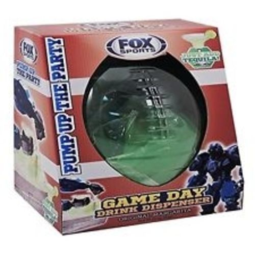Fox Game Day Drink Dispenser