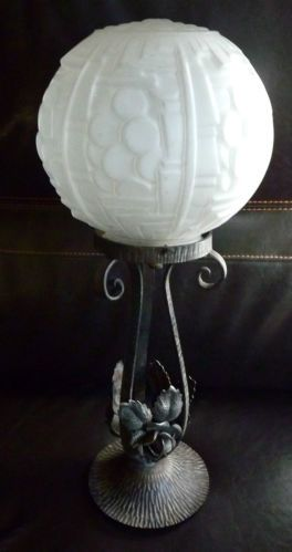 17 best images about luminaire art deco on pinterest - Luminaire art deco plafonnier ...
