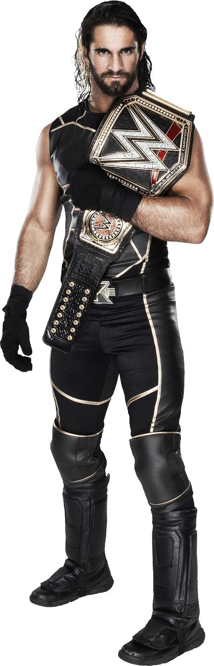 SETH FREAKING ROLLINS!!!!!   I miss him alot. I hope he returns to Raw